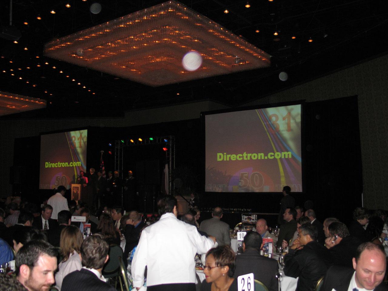 Directron.com won Fast Tech 50 Award from Houston Business Journal